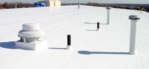 Commercial Roofing Evans Home Improvement