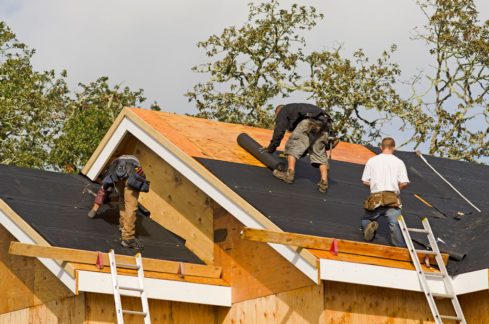 6 Signs That You Need A New Roof Evans Home Improvement Roofing Contractors